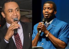 Apologise to my parents too, Adeboye's son tells Daddy Freeze