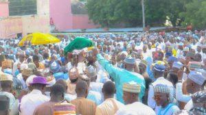 Govs Bagudu, Badaru attend funeral of Tafidan Gwandu
