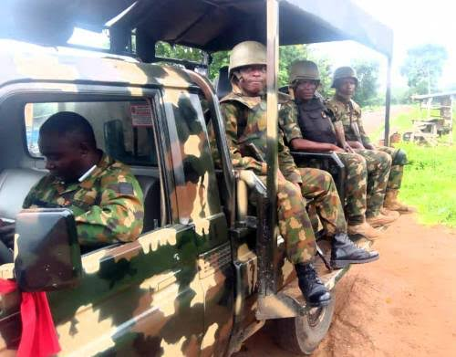 Suswam blames soldiers for killing Gana