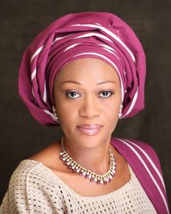 Tinubu's wife clocks 60