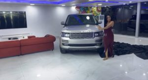 """I'm definitely going into acting"" – Fans react as Actress, Damilola Adegbite shows off her newly acquired Range Rover"
