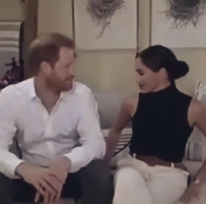 Meghan Markle and Prince Harry rave about son Archie's milestones as they chat with activist Malala Yousafzai to commemorate International Day of the Girl Child (video)