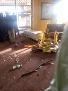 Attack: No death recorded in my palace, says Soun