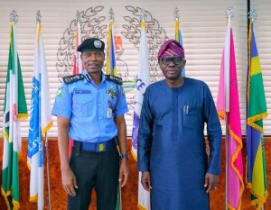 EndSARS: Sanwo-Olu meets President Buhari, IGP, presents protesters' demands