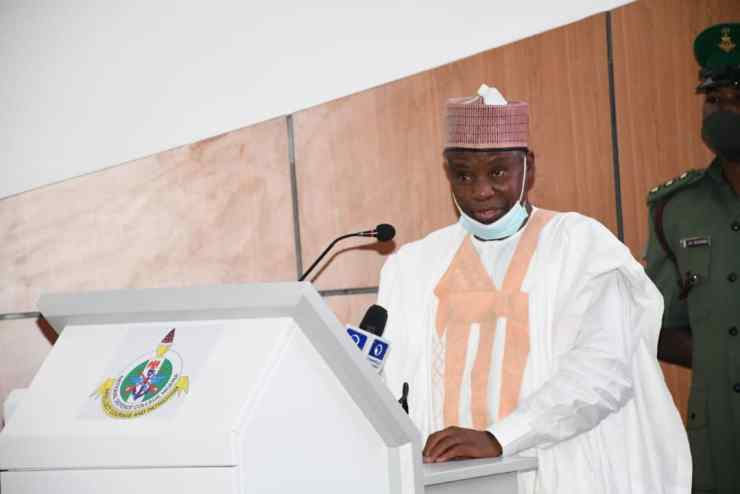 Magashi assures armed forces personnel of adequate welfare