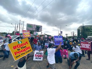 #ENDSARS: Agege council boss wants protection for protesters