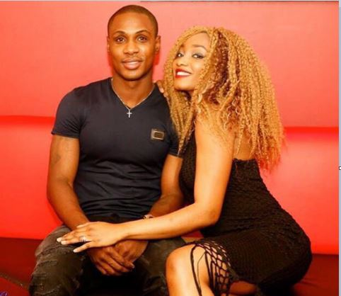 Ighalo's wife, Sonia refutes report hoodlums attacked their home