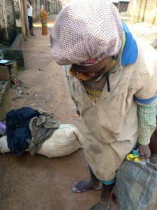 Insane woman restored through prayers in Madalla, Niger