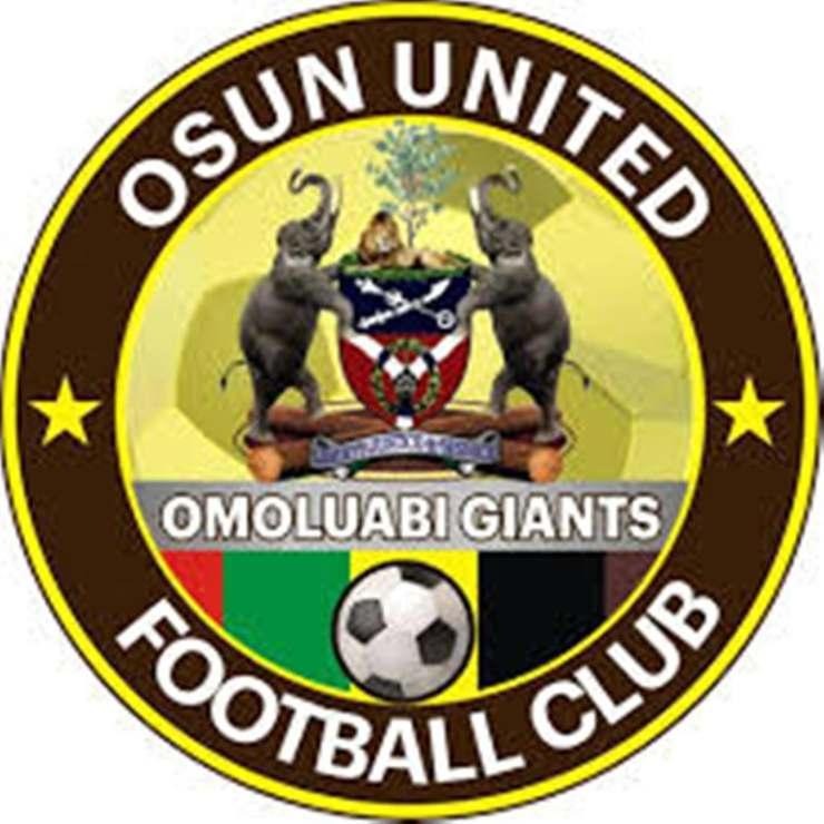 Osun United resume training on Monday