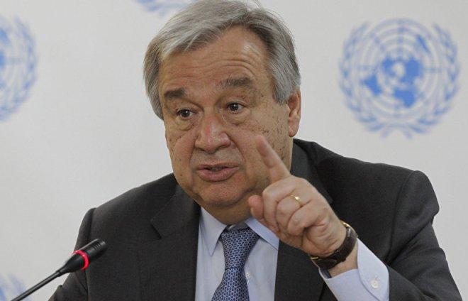 UN at 75: Secretary-General Guterres calls for global ceasefire