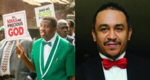 """""""Forgive my wrong"""" – Daddy Freeze begs as he praises Pastor Adeboye for supporting #EndSARS protest"""