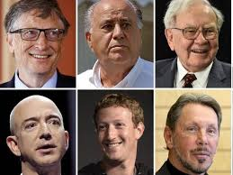 World's billionaires get even richer during COVID-19 pandemic