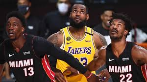 Lakers hit back to beat Heat, take 3-1 NBA Finals lead