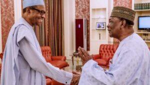 Buhari salutes Gowon at 86, describes him as `gallant patriot'