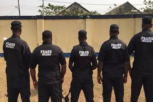 Nigerians embark on #EndSars protest