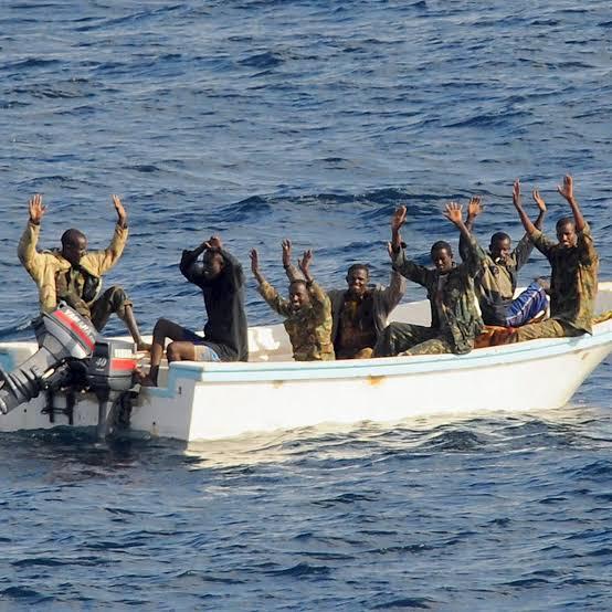 Somalian Pirates causing threats on territorial waters