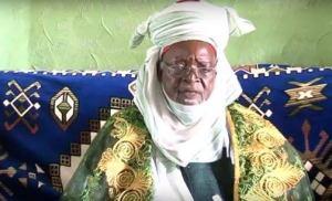 Emir Sulu-Gambari salutes Emir of Lafiagi over 45yrs on the throne