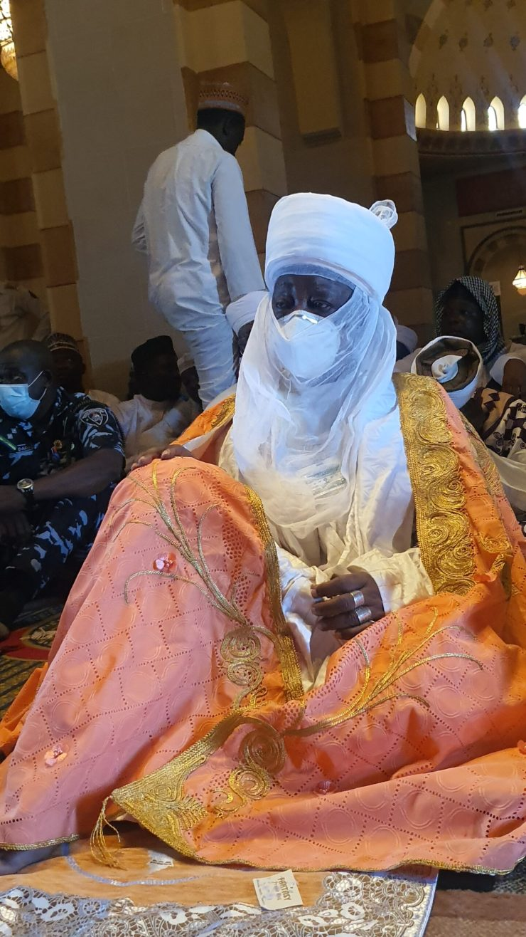 I will continue to be father for all--- Emir of Ilorin