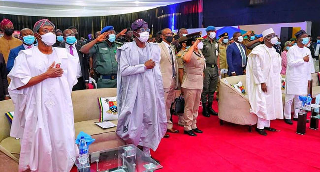 The level of insecurity being experienced across the nation calls for serious concern - Sanwo-Olu