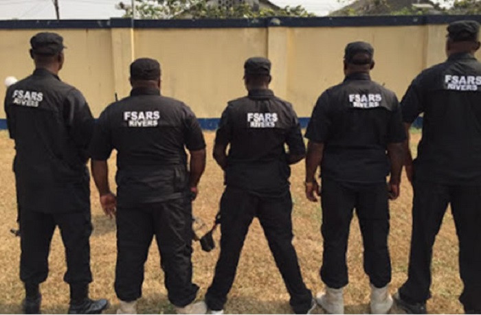 Stray bullet fired by SARS killed my three-day-old baby - Man tells Rivers state judicial panel