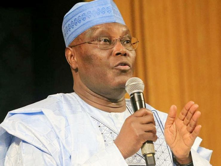 Educating youths key to solving national challenges -- Atiku
