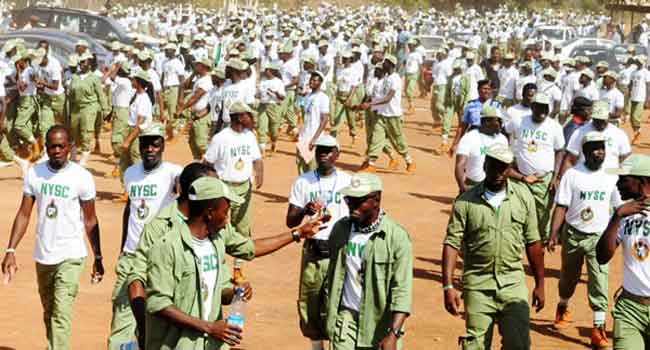 COVID-19: 731 Batch B NYSC members test positive