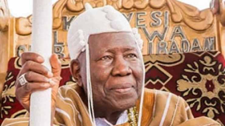 Olubadan installs APC Guber aspirant, Tegbe as Mogaji