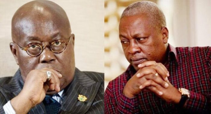 Ghana to elect president in 'battle of two giants'
