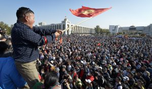 63 people registered to run for presidency in Kyrgyzstan