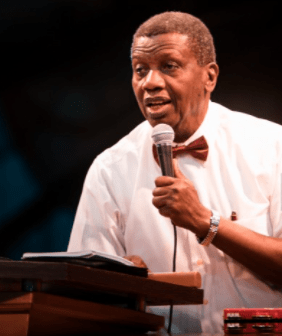 'You will marry next year'- Pastor Adeboye prays for single men who are of marriageable age but are wasting time (video)