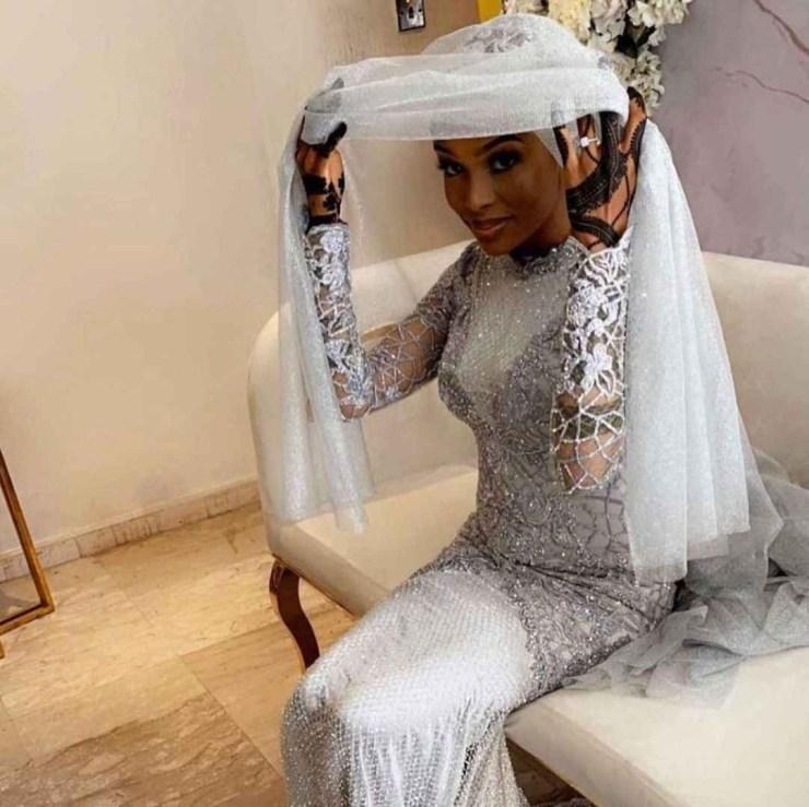 Aliko Dangote's niece, Aziza Dangote, weds her groom, Aminu Waziri in elaborate ceremony attended by Dangote and other dignitaries (photos)