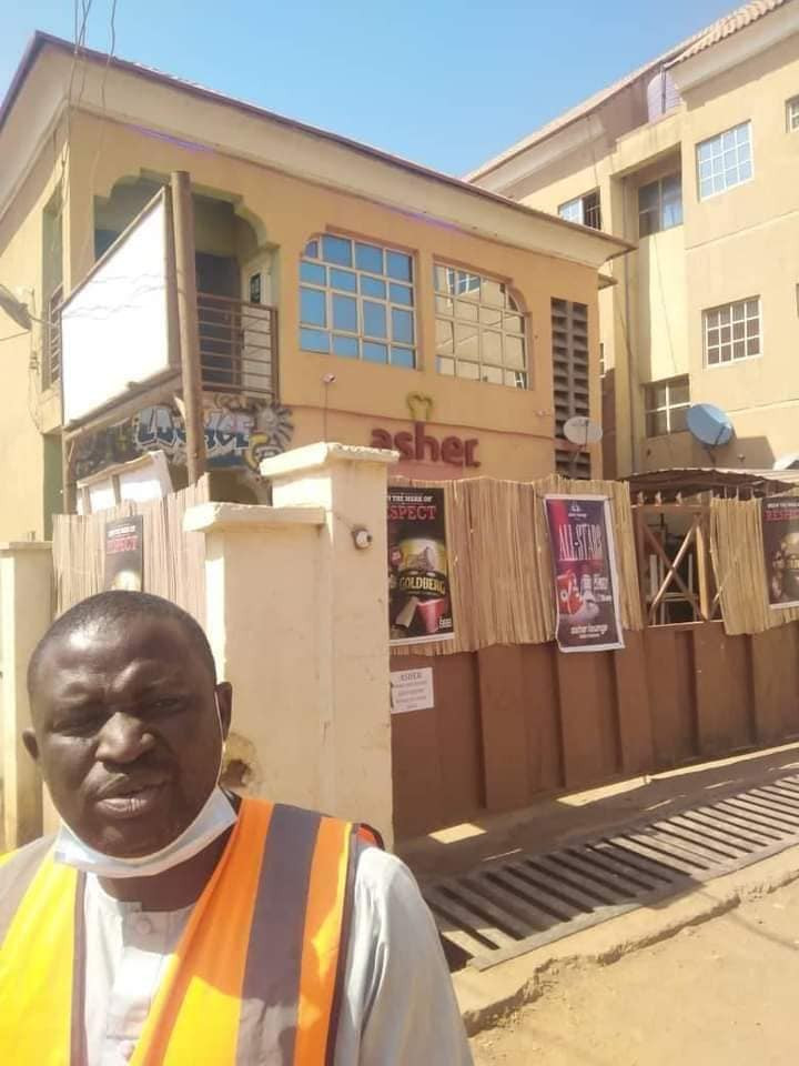 Kaduna govt demolish building that would have been used to host a sex party (photos)
