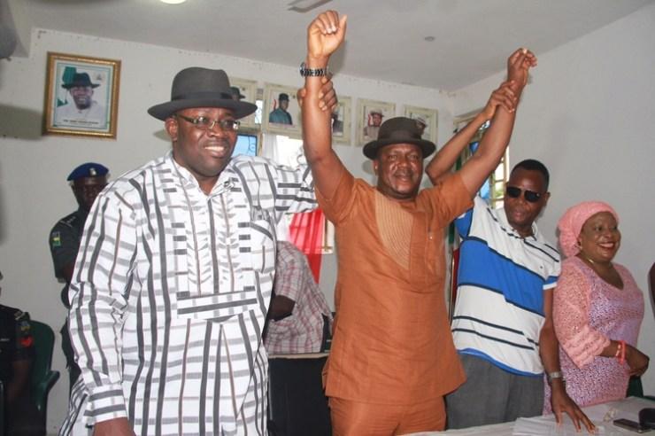 PDP's Cleopas wins Bayelsa Central Senatorial by-election