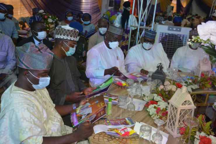 PHOTONEWS: Faces at Olusin of Ijara-Isin coronation ceremony