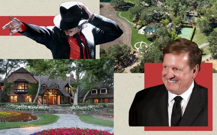 Michael Jackson's Neverland Ranch is sold for $22m