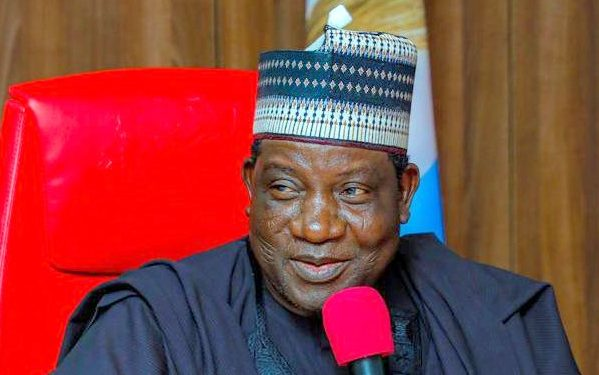 PLASU VC: Peace award to Gov Lalong well deserved
