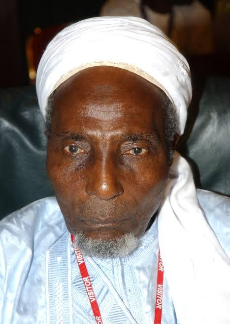 BREAKING..... Ahmad Lemu dies at 91