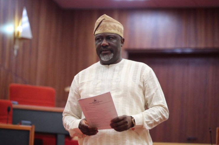 FG can not give Nigerians vaccine without research and scientific study of the prevalent types of COVID-19 in Nigeria - Dino Melaye (video)