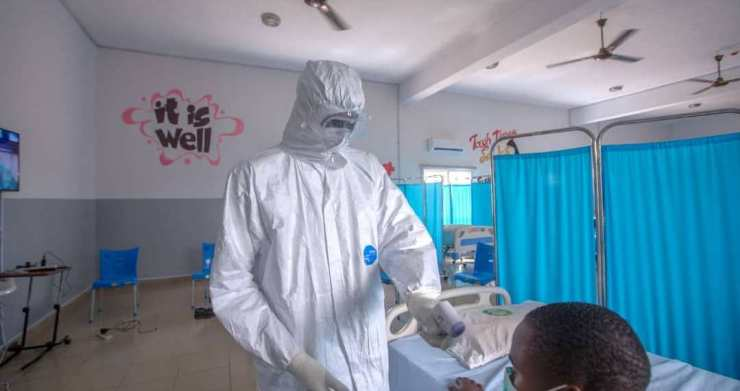 Nigeria records eight additional deaths from COVID-19