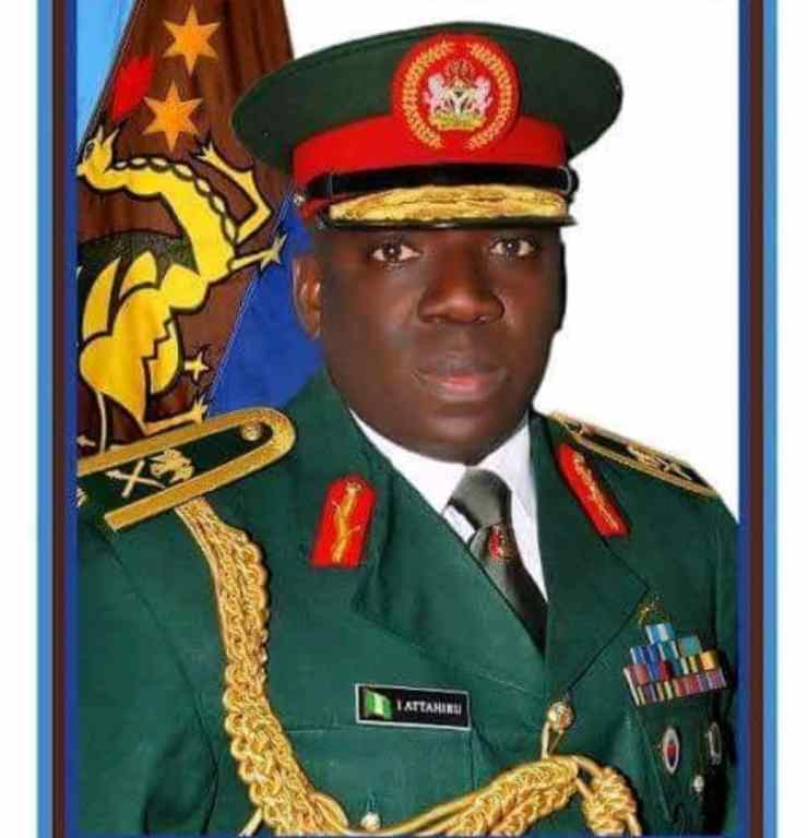 Profile of new Chief of Army Staff, Ibrahim Attahiru