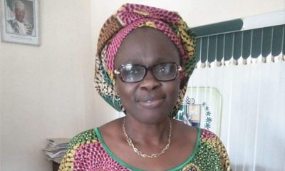 The Kwara Head of Service (HoS), Mrs Susan Oluwole
