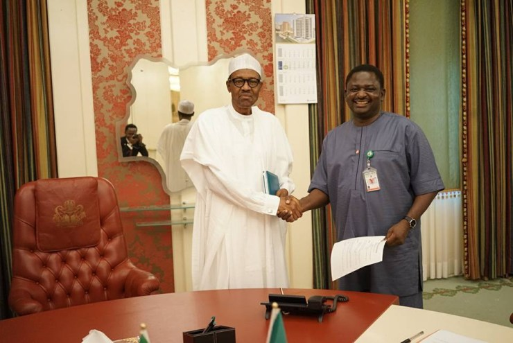 Buhari's government has never clamped down on the media - Femi Adesina