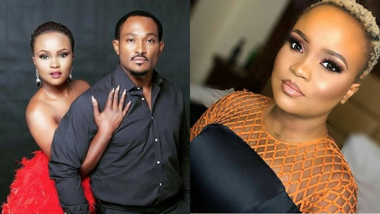 Who is that - Maureen Esisi asks when asked if she would take back ex-husband, Blossom Chukwujekwu