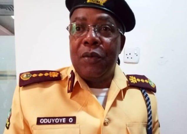 Traffic officers to start wearing body cameras – LASTMA boss Olajide Oduyoye