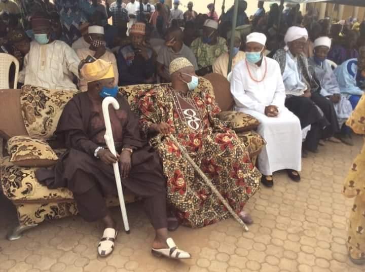 PHOTO NEWS: Late Olupo Woleola finally buried