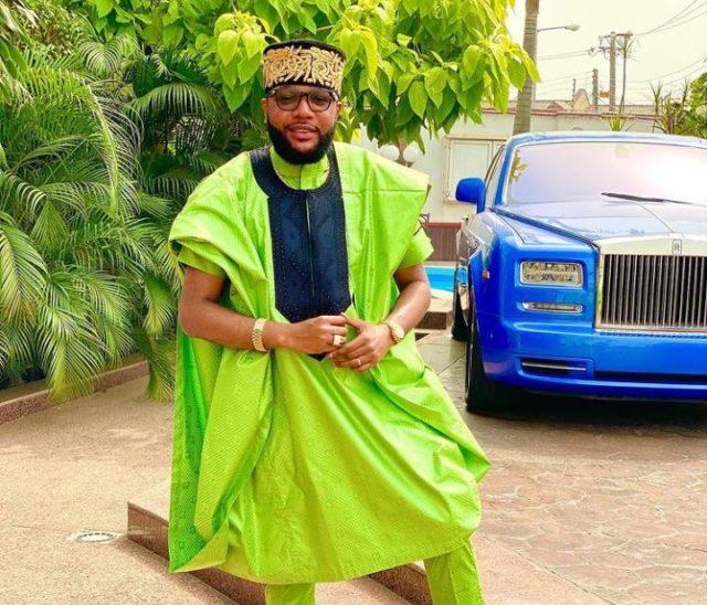 Billionaire businessman, E-Money's wife celebrates him on his 40th birthday