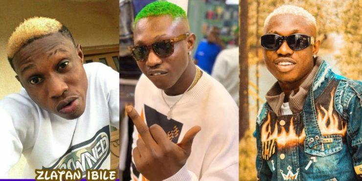 """Lori Iro"" – Nigerians react after Zlatan Ibile shared photos of himself clad in NYSC Uniform."
