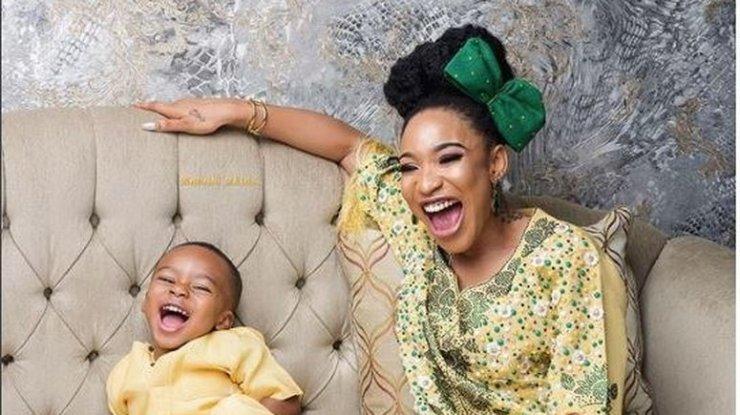 I Killed Motherhood Better Than You – Tonto Dikeh To Mum