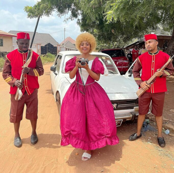 Regina Daniels resumes acting, says she's excited to return to Nollywood