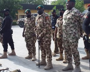 Chief of Army Staff begins one-week operational visit to Borno